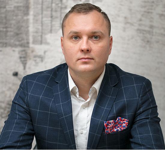 Maciej Lebiedziński, Radca Prawny, Starszy Partner