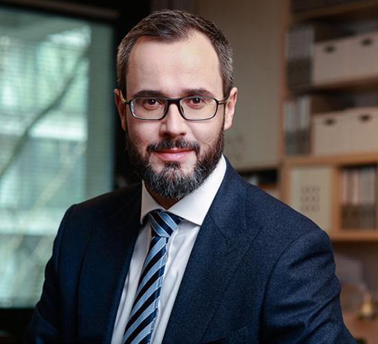 Dawid Sokołowski, Radca Prawny, Doradca Sukcesyjny, Partner Zarządzający